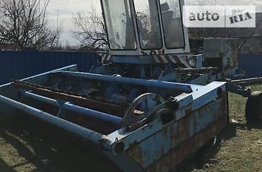 Fortschritt E-516 1981 в Бильмаке