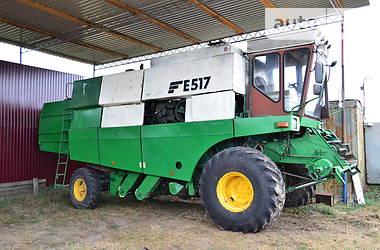 Fortschritt E-517 1991 в Запорожье