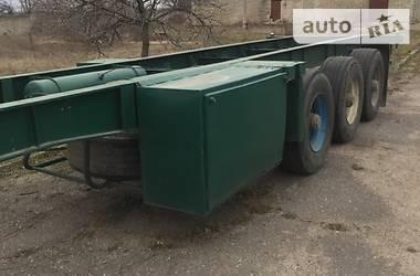 Fruehauf T34 1990 в Вознесенську