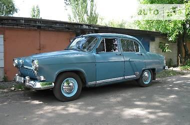 ГАЗ 21 1961 в Донецке