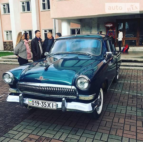 ГАЗ 21 1967 года в Ивано-Франковске