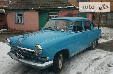 ГАЗ 21 1962 в Полтаве
