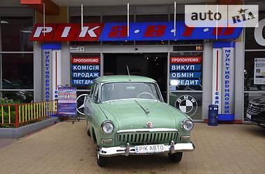 ГАЗ 21 1959 в Львове