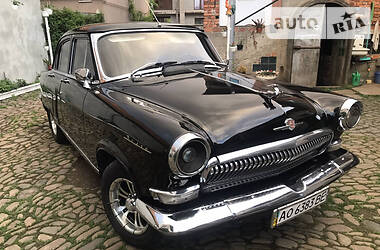 ГАЗ 21 1961 в Хусті