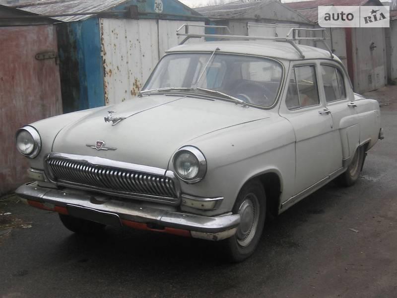 ГАЗ 21 1961 в Кременчуге