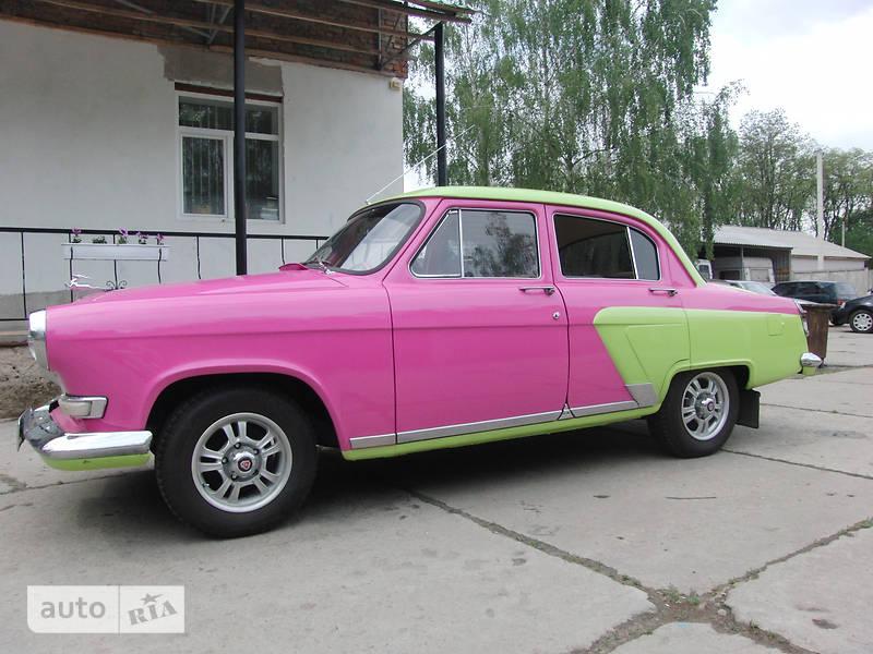 ГАЗ 21 1968 в Чернигове