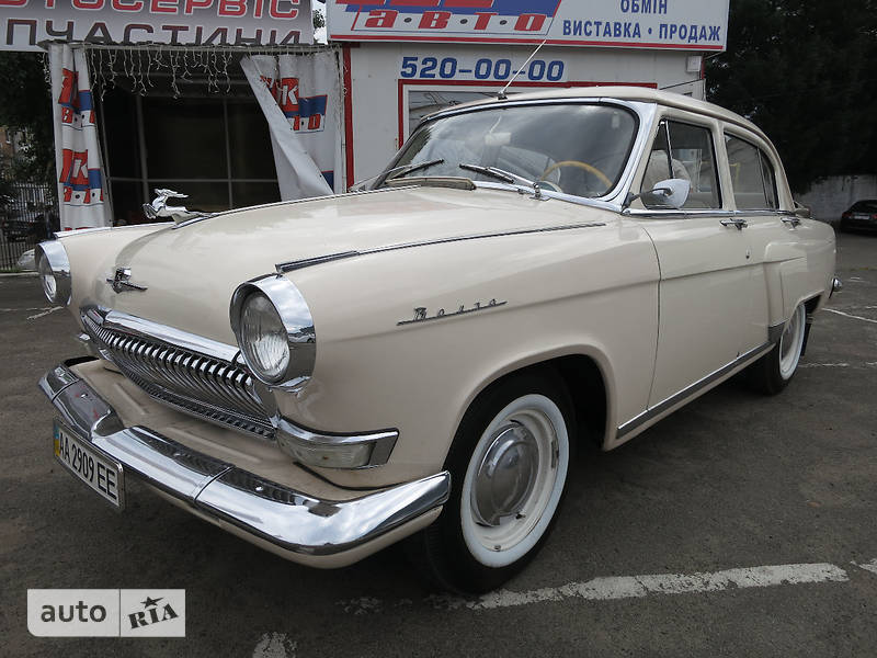 ГАЗ 21 1963 в Киеве