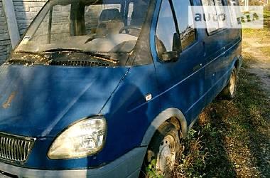 ГАЗ 2217 Соболь 2003 в Тараще