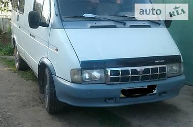 ГАЗ 2217 Соболь 2000 в Николаеве