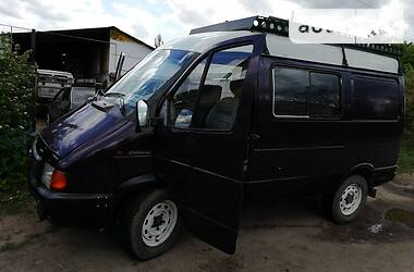 ГАЗ 2217 Соболь 2002 в Умани