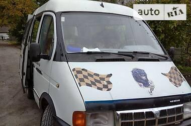 ГАЗ 2217 Соболь 2000 в Благовещенском