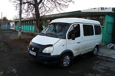 ГАЗ 2217 Соболь 2004 в Малой Виске