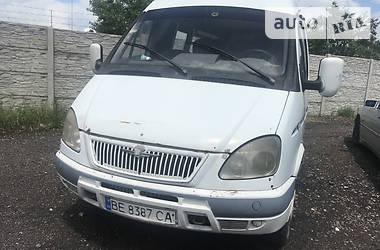 Легковой фургон (до 1,5 т) ГАЗ 2217 Соболь 2004 в Николаеве