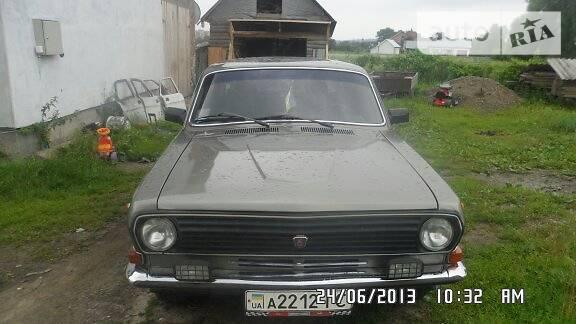 ГАЗ 24 1984 в Черновцах