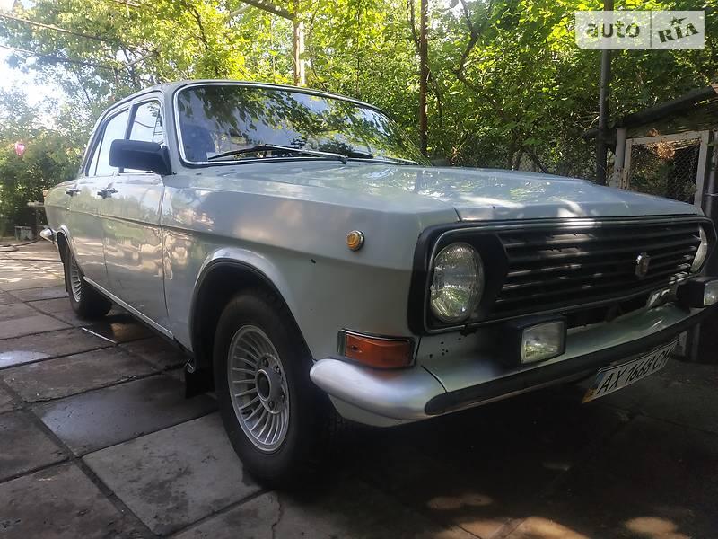 Седан ГАЗ 24 1975 в Павлограді
