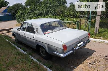 Седан ГАЗ 24 1974 в Маріуполі