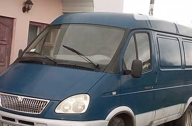 ГАЗ 2705 Газель 2004