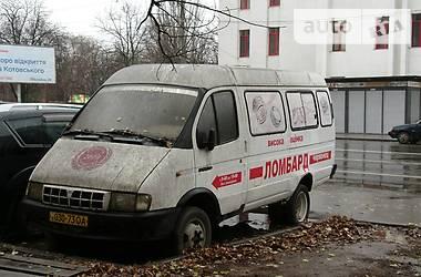 ГАЗ 2705 Газель 2007 в Одессе