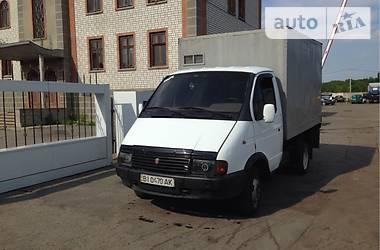 ГАЗ 2705 Газель 1998 в Кременчуге