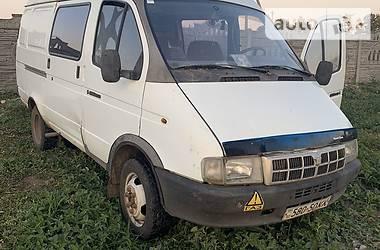 ГАЗ 2705 Газель 2001 в Белой Церкви