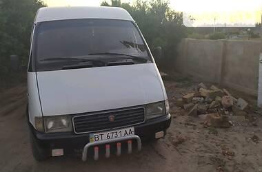 ГАЗ 2705 Газель 1999 в Олешках