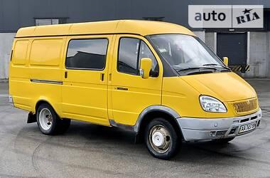 Легковий фургон (до 1,5т) ГАЗ 2705 Газель 2007 в Києві