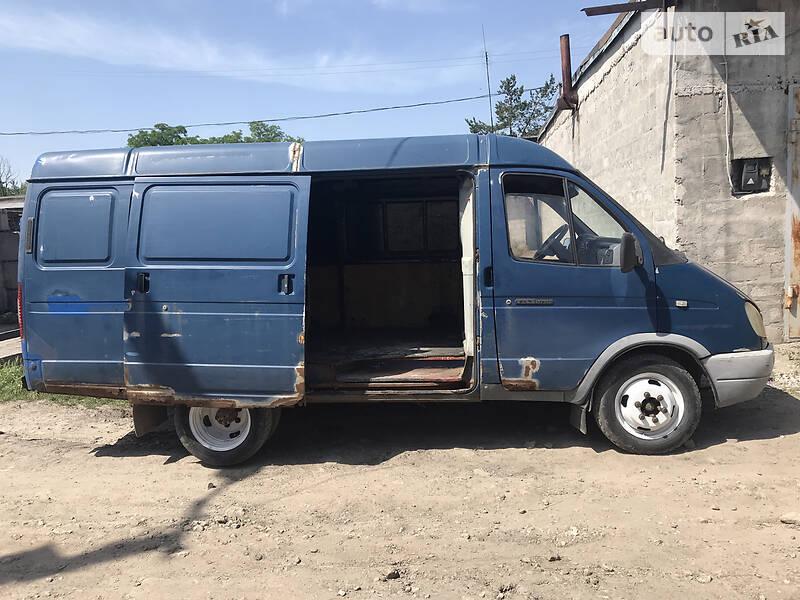 Легковий фургон (до 1,5т) ГАЗ 2705 Газель 2004 в Кам'янському