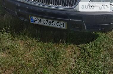 Легковой фургон (до 1,5 т) ГАЗ 2752 Соболь 2004 в Житомире