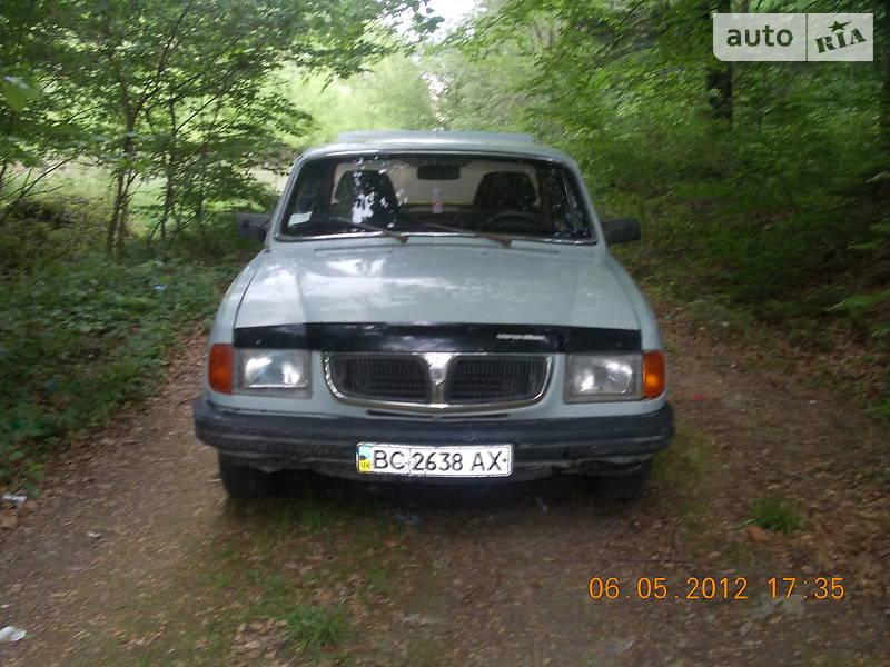 ГАЗ 31029 1994 в Самборе