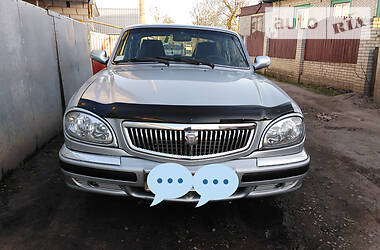 Седан ГАЗ 31105 2007 в Нежине