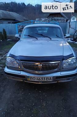 Седан ГАЗ 31105 2007 в Борщеві