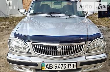 Седан ГАЗ 31105 2005 в Виннице