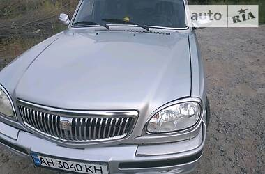 Седан ГАЗ 31105 2005 в Запорожье