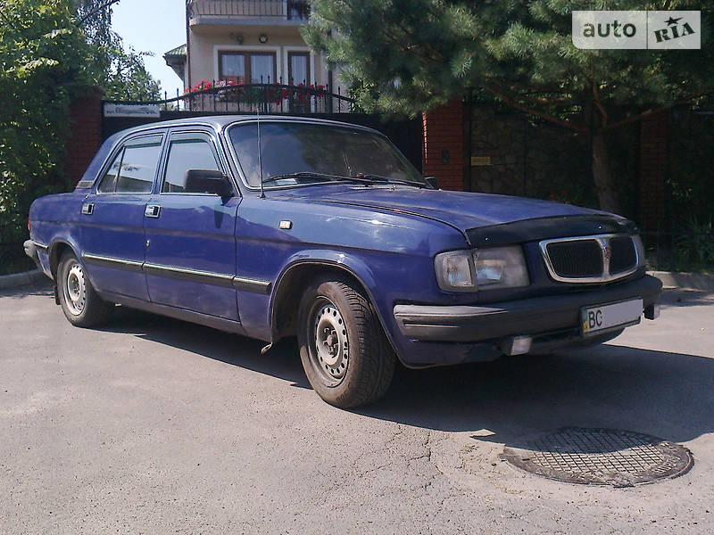 ГАЗ 3110 2000 в Львове