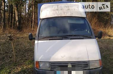 ГАЗ 3202 Газель 1998 в Львове