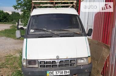 Легковой фургон (до 1,5 т) ГАЗ 3221 Газель 2002 в Николаеве