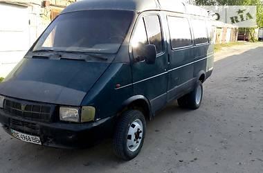 ГАЗ 32213 Газель 2002