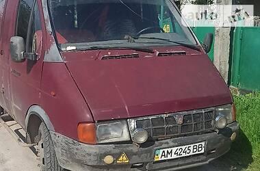 Микроавтобус (от 10 до 22 пас.) ГАЗ 322132 1998 в Бердичеве