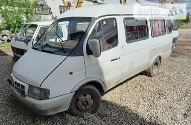 Минивэн ГАЗ 322132 2002 в Ивано-Франковске