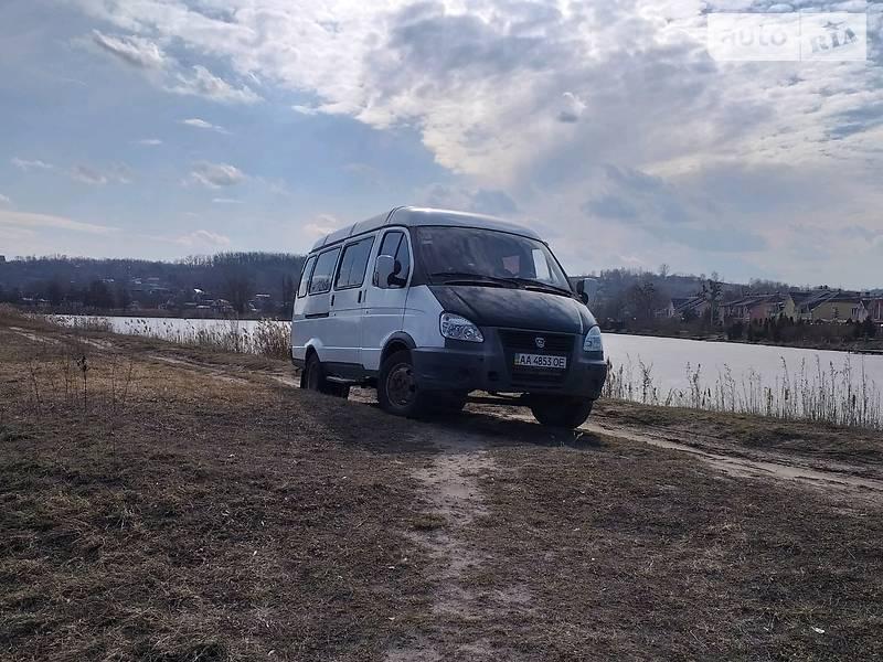 ГАЗ 32213 2006 года в Киеве