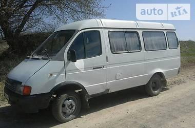 Микроавтобус (от 10 до 22 пас.) ГАЗ 32213 2000 в Хмельницком