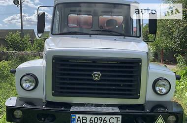 Машина  асенізатор (вакуумна) ГАЗ 33-07 2006 в Вінниці