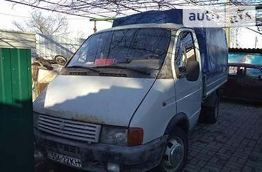 ГАЗ 3302 Газель  1996