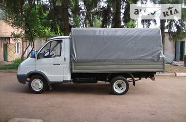 ГАЗ 3302 Газель 2008 в Желтых Водах