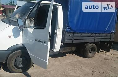 ГАЗ 3302 Газель 2002 в Черкассах