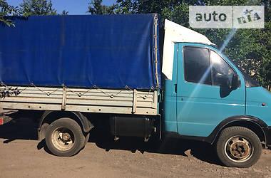ГАЗ 3302 Газель 1995 в Лозовій