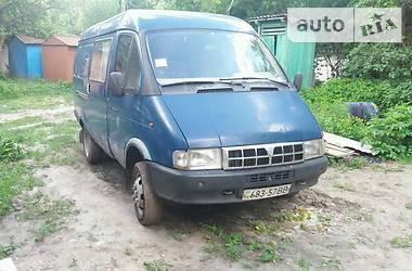 ГАЗ 33021 Газель 2002 в Житомире