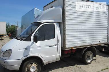 Легковой фургон (до 1,5 т) ГАЗ 33021 Газель 2006 в Львове