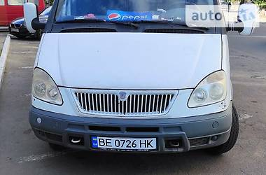 ГАЗ 330214 Газель 2008 в Николаеве