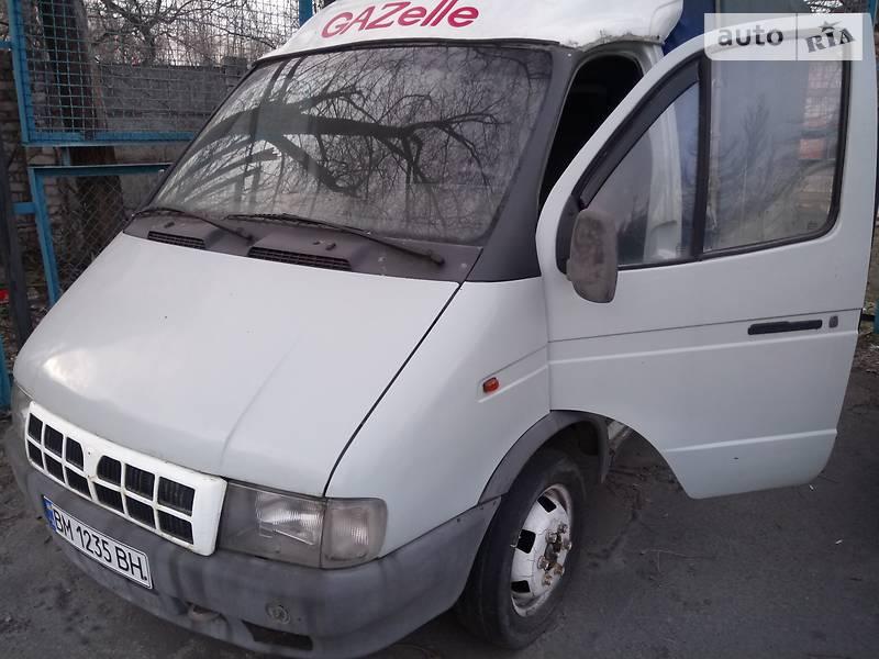 ГАЗ 33021 1999 року